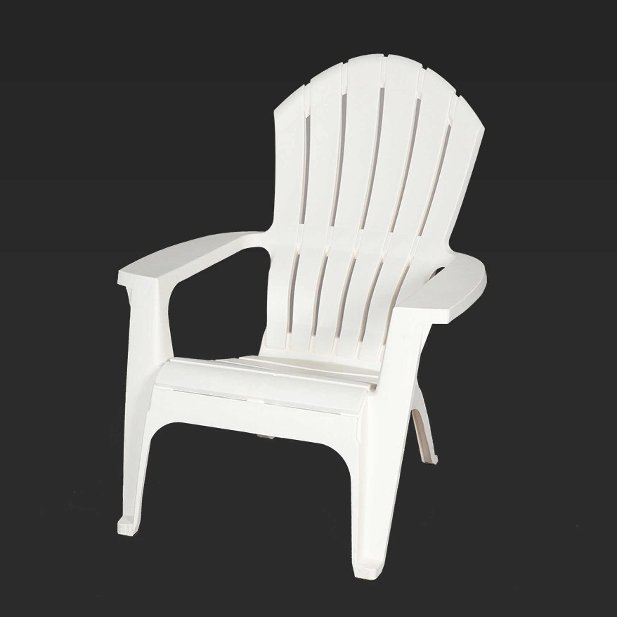 Picture of: White Resin Adirondack Chair Town Country Event Rentals