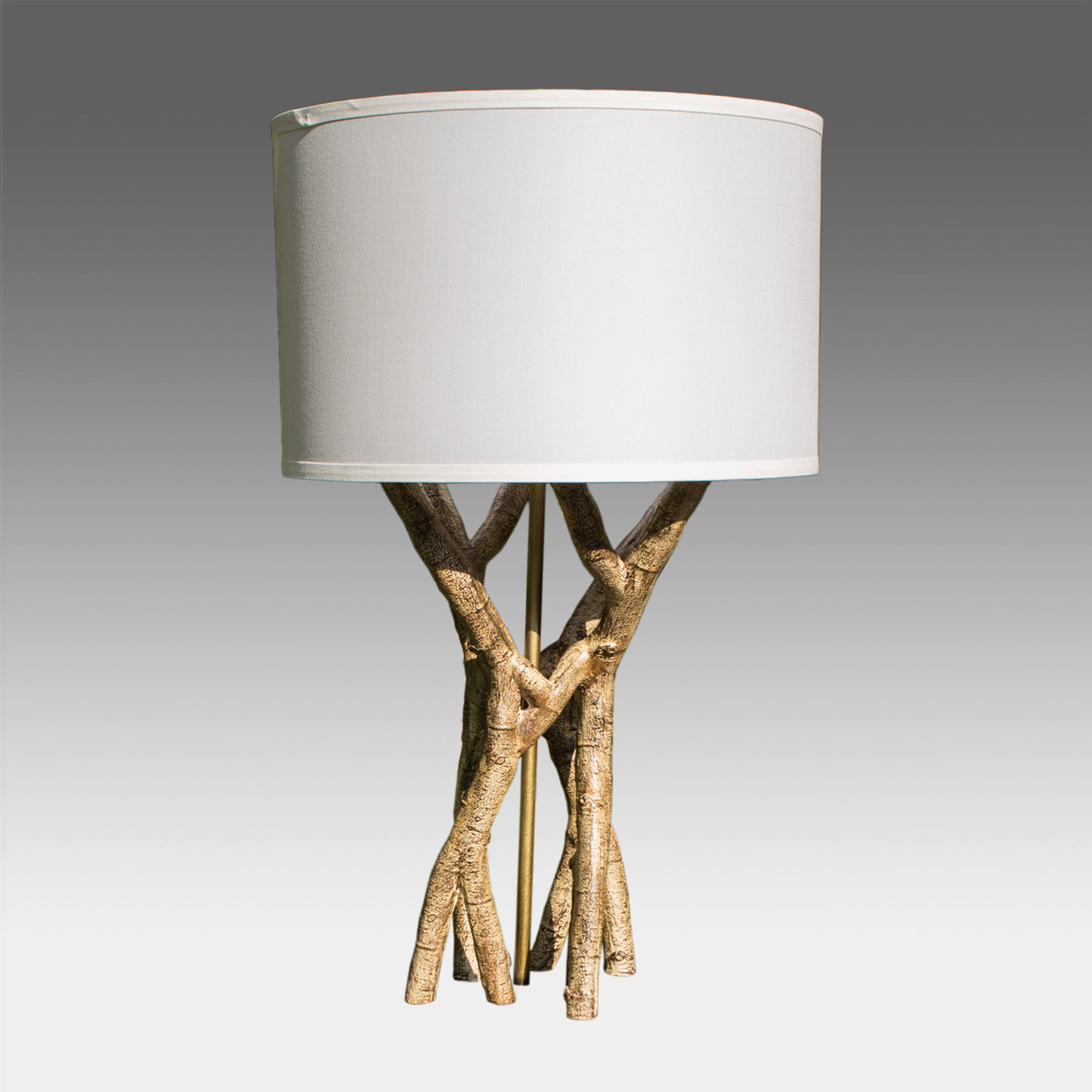 Woodland Branches Table Lamp Town Country Event Rentals