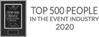 BizBash - Top 500 People in the Event Industry